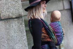 Zwarte Yaro Dandy Black Autumn Rainbow -- 5.20 meters