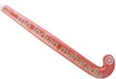 The Indian Maharadja Solid 10-36.5 inch-carbon 10 Hockeystick Unisex - roestbeige-parelmoer