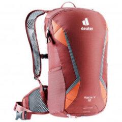 Deuter - Race X 12 - Fietsrugzak maat 12 l, rood/roze/grijs