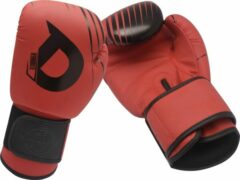 Zwarte Dynamite Fight Gear Dynamite Kickboxing Bokshandschoenen - Synthetisch Leer 10 OZ