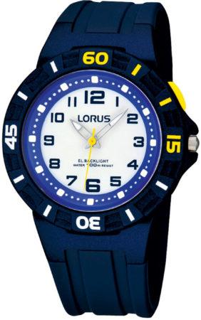 Afbeelding van Blauwe Lorus Kids - R2317HX9 - Horloge - Kunststof - Blauw - Ø 36 mm