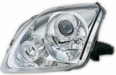 Set koplampen passend voor Honda Prelude 1997-2001 - Chroom - incl. Angel-Eyes