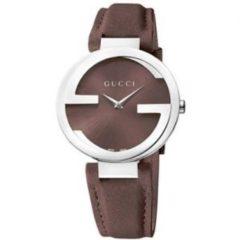Orologio Gucci YA133319 donna Interlocking