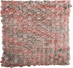 Collectione Kussen Ophelia 45 x 45 cm roze