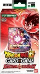 Dragon Ball Z Dragon Ball SCG S7 Starter Deck Sai