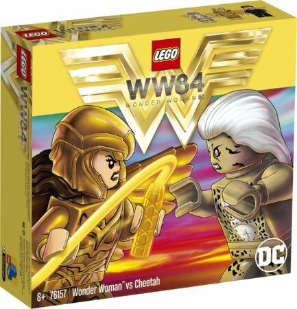 Afbeelding van LEGO DC SuperHeroes LEGO® DC COMICS SUPER HEROES 76157 Wonder Womans vs. Cheetah