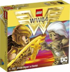 LEGO DC SuperHeroes LEGO® DC COMICS SUPER HEROES 76157 Wonder Womans vs. Cheetah