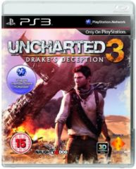Sony Uncharted 3: Drake's Deception
