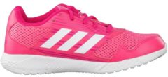 Rosa Laufschuhe AltaRun K BA7422 adidas performance real pink s18/ftwr white/vivid berry