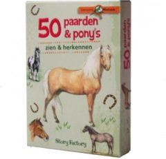 Story Factory Expeditie Natuur 50 Paarden & Pony's