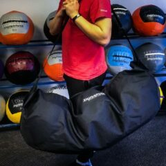 Zwarte Dynamax 3 Ball Bag