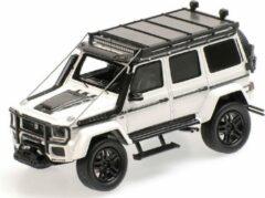Brabus 550 Adventure 4X4² based on G 500 4X4 2017 - 1:43 - Minichamps