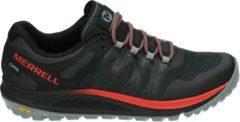 Merrell - Nova GTX - Trailrunningschoenen maat 43,5, zwart/grijs