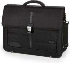 Gabol Stark - Aktetas / Laptoptas 15,6 inch - zwart