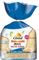 Cereal Maxi Brood 3 Zaden Glutenvrij En Lactosevrij 350 gr