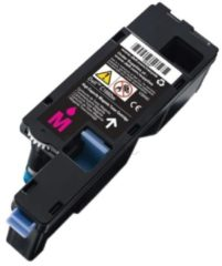Paarse DELL C1660w toner magenta standard capacity 1.000 pagina s 1-pack