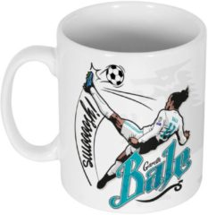 Witte Re-take Bale Real Madrid Bicycle Kick Mok