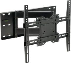 """Zwarte SpeaKa Professional Wall Premium TV-beugel 81,3 cm (32"""") - 152,4 cm (60"""") Kantelbaar en zwenkbaar"""