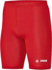 Jako Tight Basic 2.0 Senior Sportbroek - Maat S - Unisex - rood