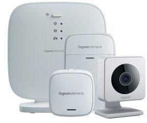 Afbeelding van Witte Gigaset Smart Home Alarmsysteem - All you need box