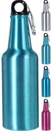 Afbeelding van Merkloos / Sans marque Sportbidon aluminium 600ml
