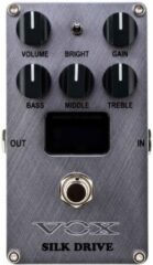 VOX Valvenergy Silk Drive distortion/overdrive pedaal