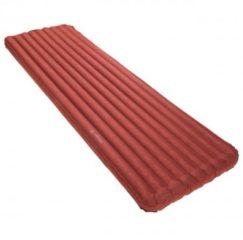 Vaude - Hike 9 - Isomat maat 196 x 62 x 9 cm - Long rood