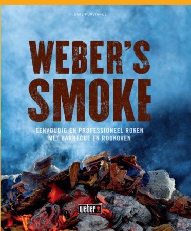 Afbeelding van 19010297083 Weber 's Kookboek Smoking