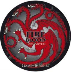 Questcontrol Game of Thrones Targaryen - Muismat