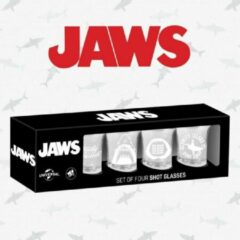ABYSTYLE JAWS - Set of 4 Shot Glasses