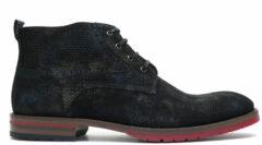 Floris van Bommel Mannen Boots - 10317 - Brons - Maat 42