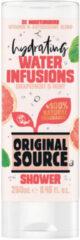 Original Source Hydrating Water Infusions Grapefruit & Mint (250ml)