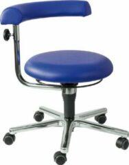 Eduplay Onderwijzers stoel blauw 34-41 cm