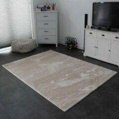 Vloerkleed Xilento Soft Latté | 200 x 300 cm
