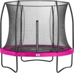 Salta Comfort Edition 183 cm Roze - Trampoline