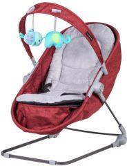 Rode Xadventure babysitter 2 in 1 luxe X Line giles/rood