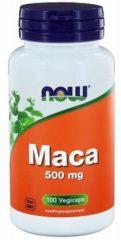 Now Foods Now Maca 500 Mg Trio (3x 100cap)