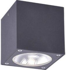 Paul Neuhaus Georg 9674-13 LED-buitenlamp (plafond) 7 W Warm-wit Antraciet