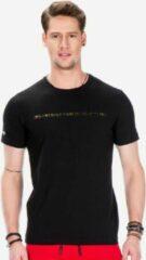 Zwarte Cipo & Baxx T-shirt