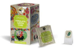 Ministry Of Tea Himalaya groen chai bio 20 Stuks