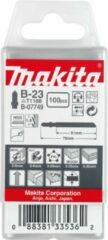 Makita Accessoires Decoupeerzaagblad B23 - T118B | 100 stuks
