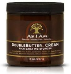As i Am Naturally Double Butter Cream Rich Daily Moisturizing 227 gr