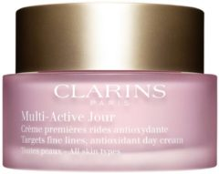 Clarins Multi-Active Jour - All Skin Types Dagverzorging 50 ml