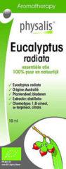 Physalis Eucalyptus radiata bio 10 Milliliter