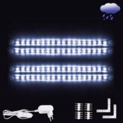 EGLO Ledstrips - Flex - Coated - Wit licht - L 4x300mm + 2 hoeken