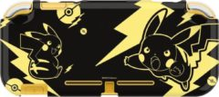 Gouden Hori Nintendo Switch Lite Pikachu Duraflexi Protector - Black/Gold