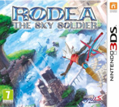 NIS America Rodea The Sky Soldier - 2DS + 3DS