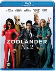 Universal Pictures Zoolander 2 (Blu-ray)