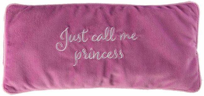 Afbeelding van Roze Warmies Magnetron Knuffel - Prinses