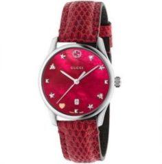 Orologio Gucci YA126584 donna Cherry red